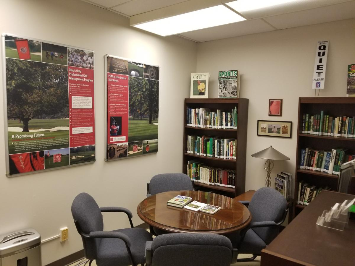 PGM Student Library
